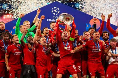 Liverpool UCL gewinner
