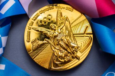 Tokyo 2021 Gold medal